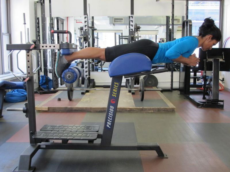 Horizontal-DB-Back-Extension-step-2-running-strength-training-New-York-City-personal-training