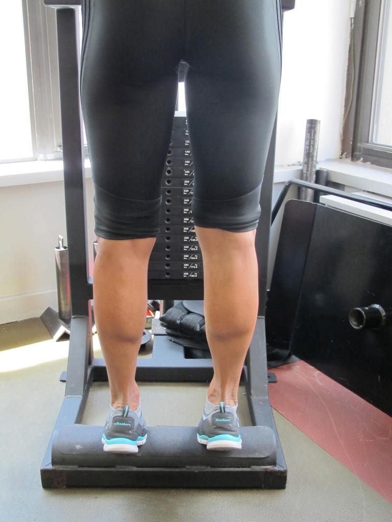 Standing-Calf-Raises-step-2-running-strength-training-New-York-City-personal-training