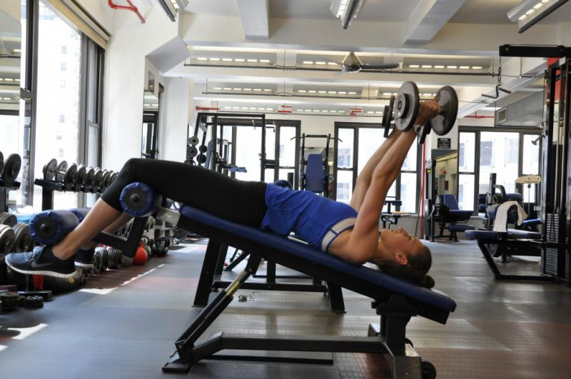30 Degree Decline Dumbbell Press Palms Neutral Physiqology