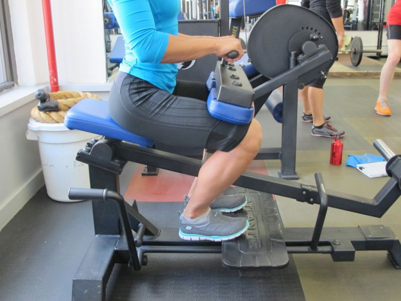 Seated-Calf-Raise-step-1-running-strength-training-New-York-City-personal-training