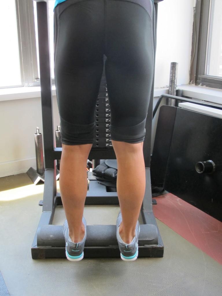 Standing-Calf-Raises-step-1-running-strength-training-New-York-City-personal-training