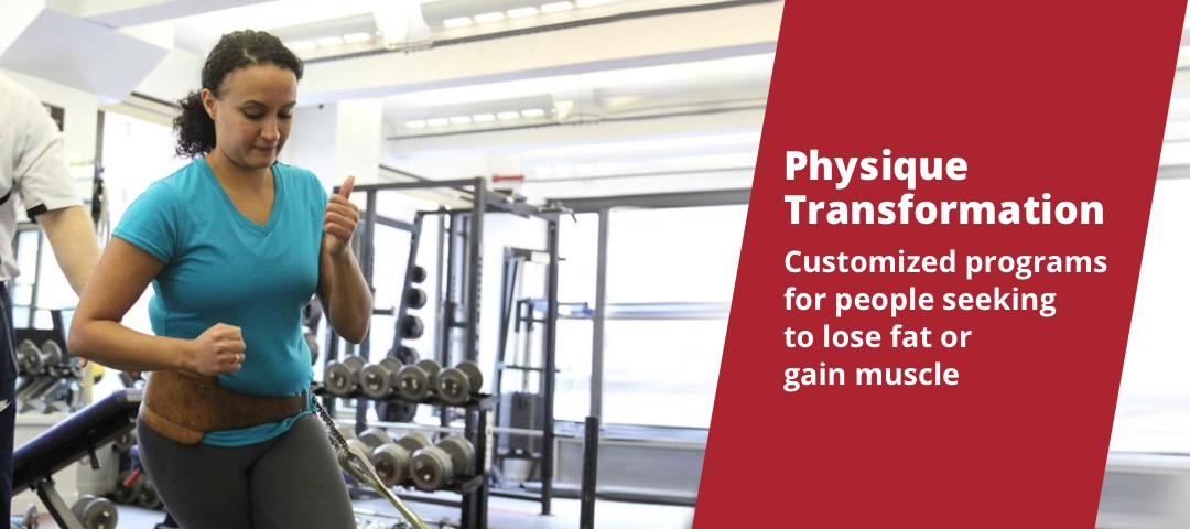 Physiqology - Personal training for fat loss and/or muscle gain